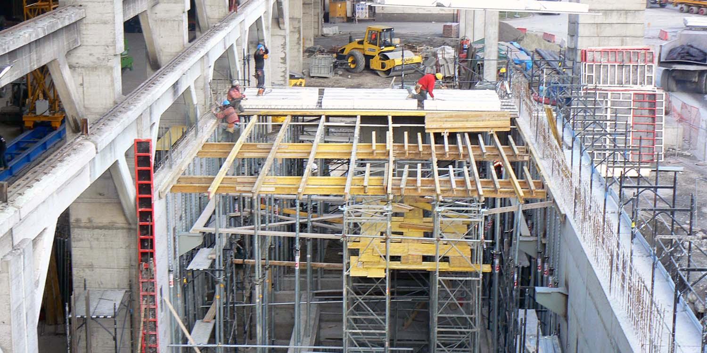 Sovralzo edificio industriale e opere annesse, Lovere (BG)
